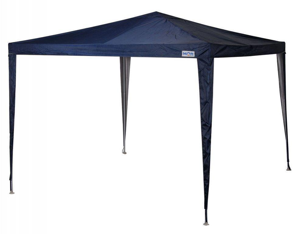 Tenda Gazebo Poliéster Oxford 3m X 3m  - Mor