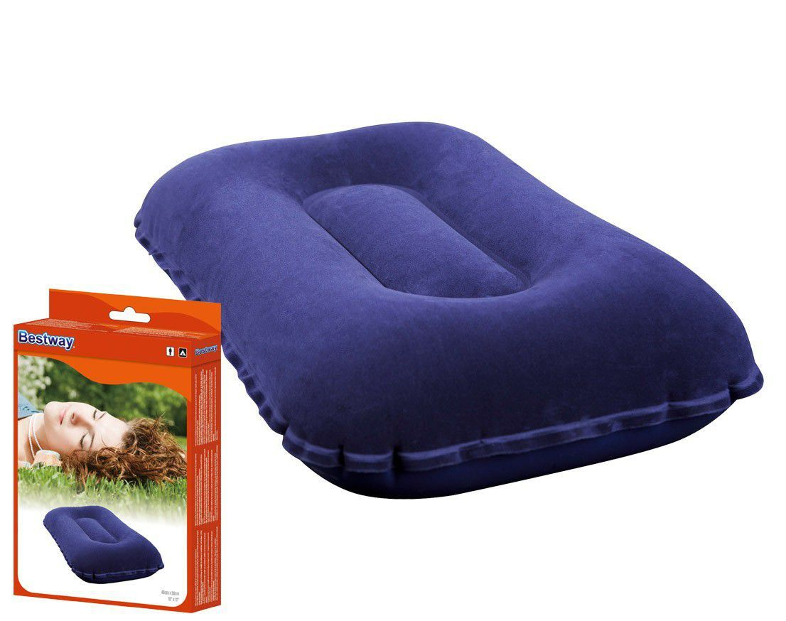 Travesseiro Inflável Camping Bestway 67121