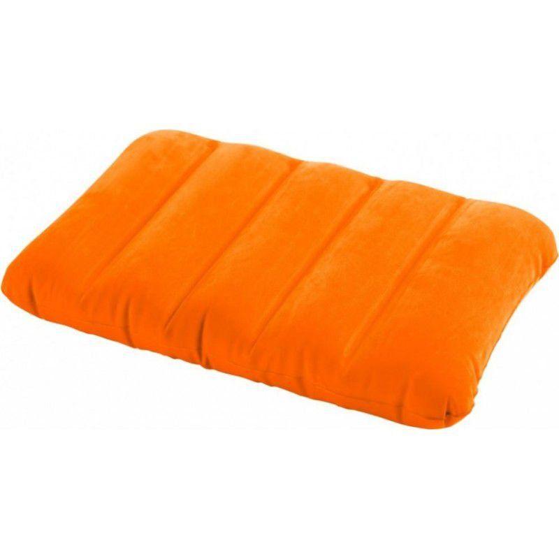 Travesseiro Inflável Infantil Laranja Intex