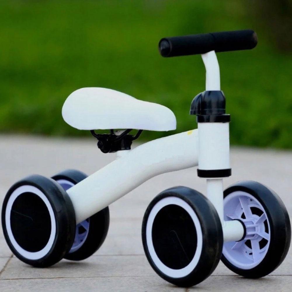 Triciclo Infantil Balance 4 Rodas Sem Pedal Importway