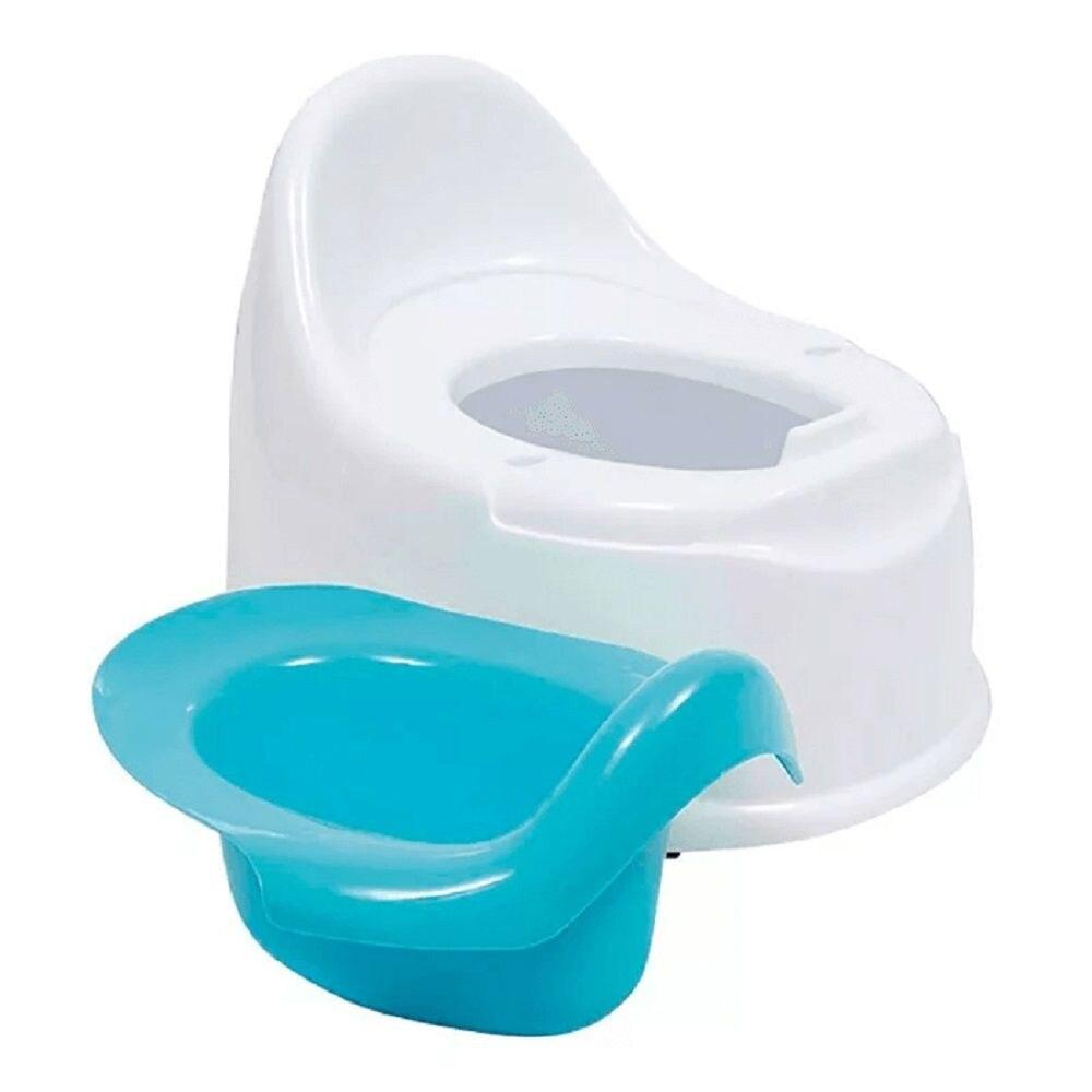 Troninho Infantil Penico Azul 5799 Buba
