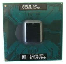 Processador Intel Celeron M430 1M, 1.73 GHz  Sl9kv
