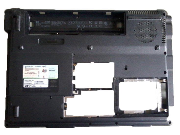 Carcaça Base Inferior Notebook HP Compaq F500