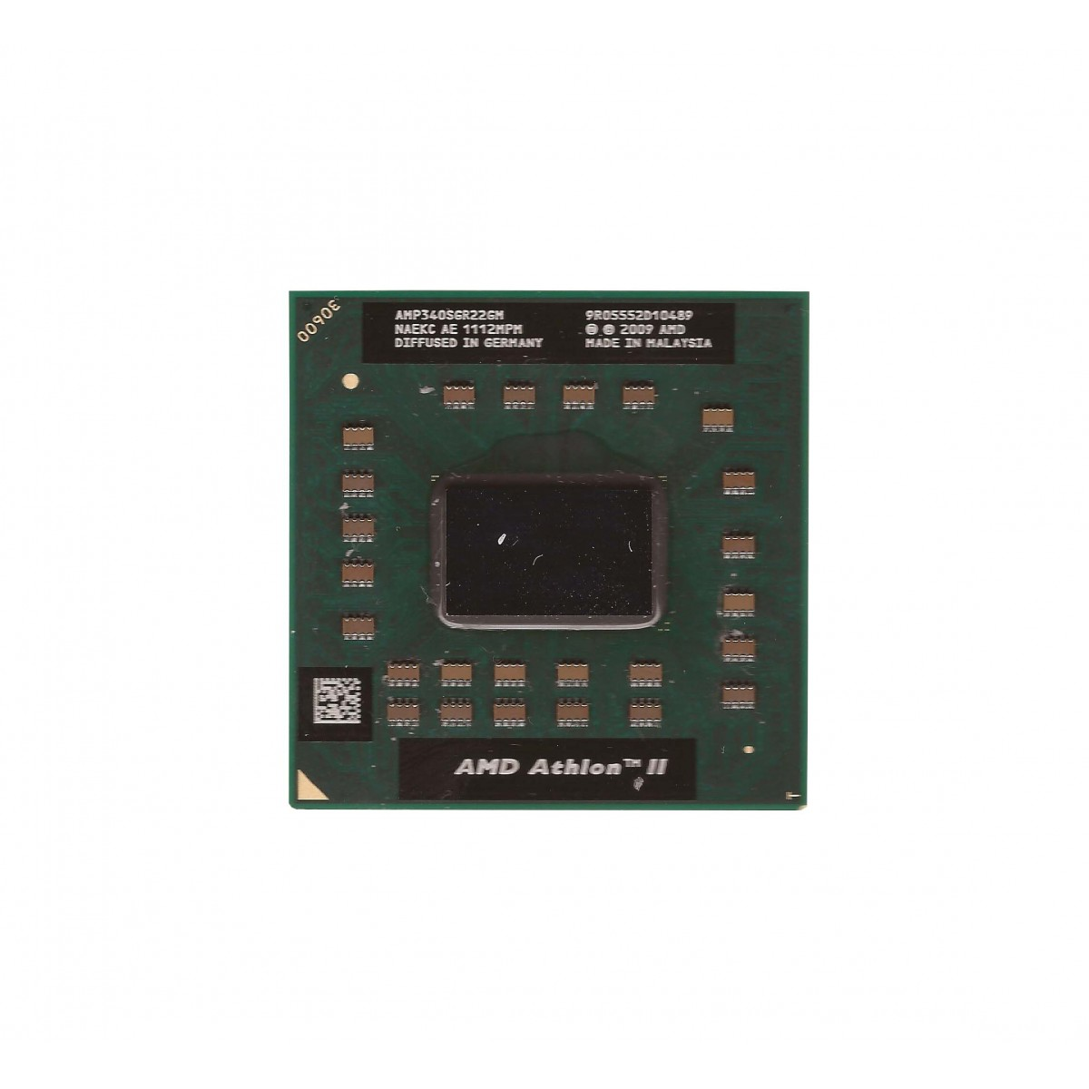Processador Notebook AMD Athlon II Dual Core 2.20Ghz AMP340SGR22GM (semi novo)