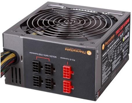 Fonte Thermaltake Tr2 Modular 650w Trx-650m