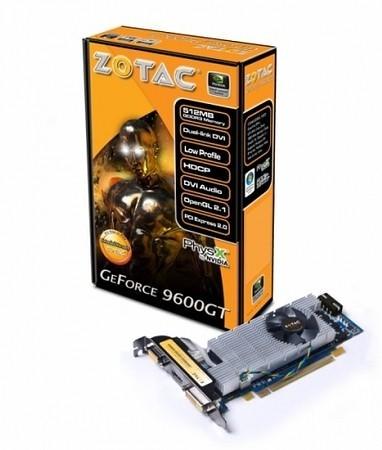 Vga 9600gt 256mb Bhawk Tc512 Zotac