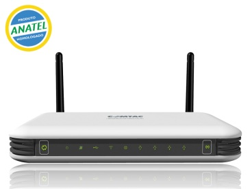 Roteador Wireless N 3G 300MBPS 300MBPPS Cotac 9129