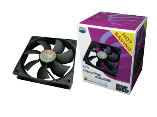 CASE FAN -S2B-124K-GP Super Fan 120MM SU2 un.