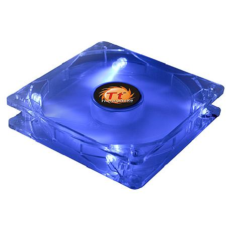 Fan Thermaltake Thunderblade Blue Led 8025 Af0029