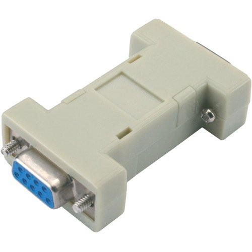 Adaptador DB9 Femea  DB9 Fêmea x Serial RS232