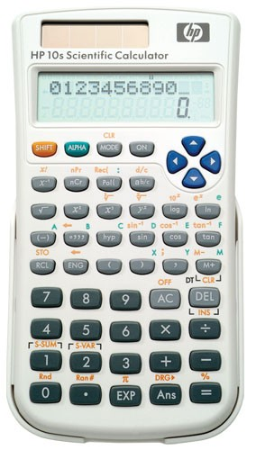 Calculadora Cintífica HP 10S