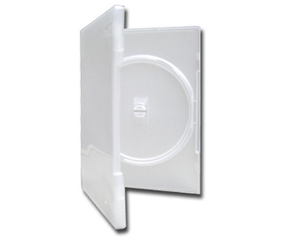 Estojo P/ DVD Grosso Transparente 10 unidades