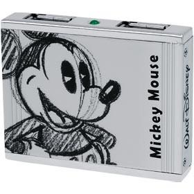 Hub USB 4 Portas 13052 Mickey