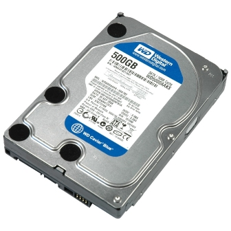 HD 500GB Sata III Caviar Blue WESTERN DIGITAL