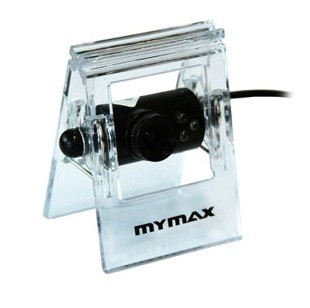 WEBCAM MYMAX ACRÍLICO 1.3MP