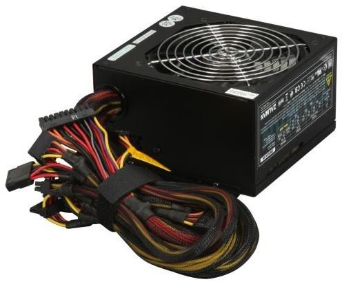 Fonte Zalman ZM500-RS 500W ATX12V 2.3 - PFC ATIVO