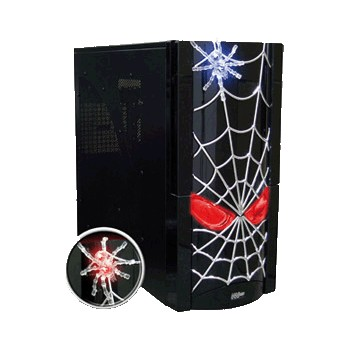 Gabinete Aranha Gamer Leadership Spider 6406