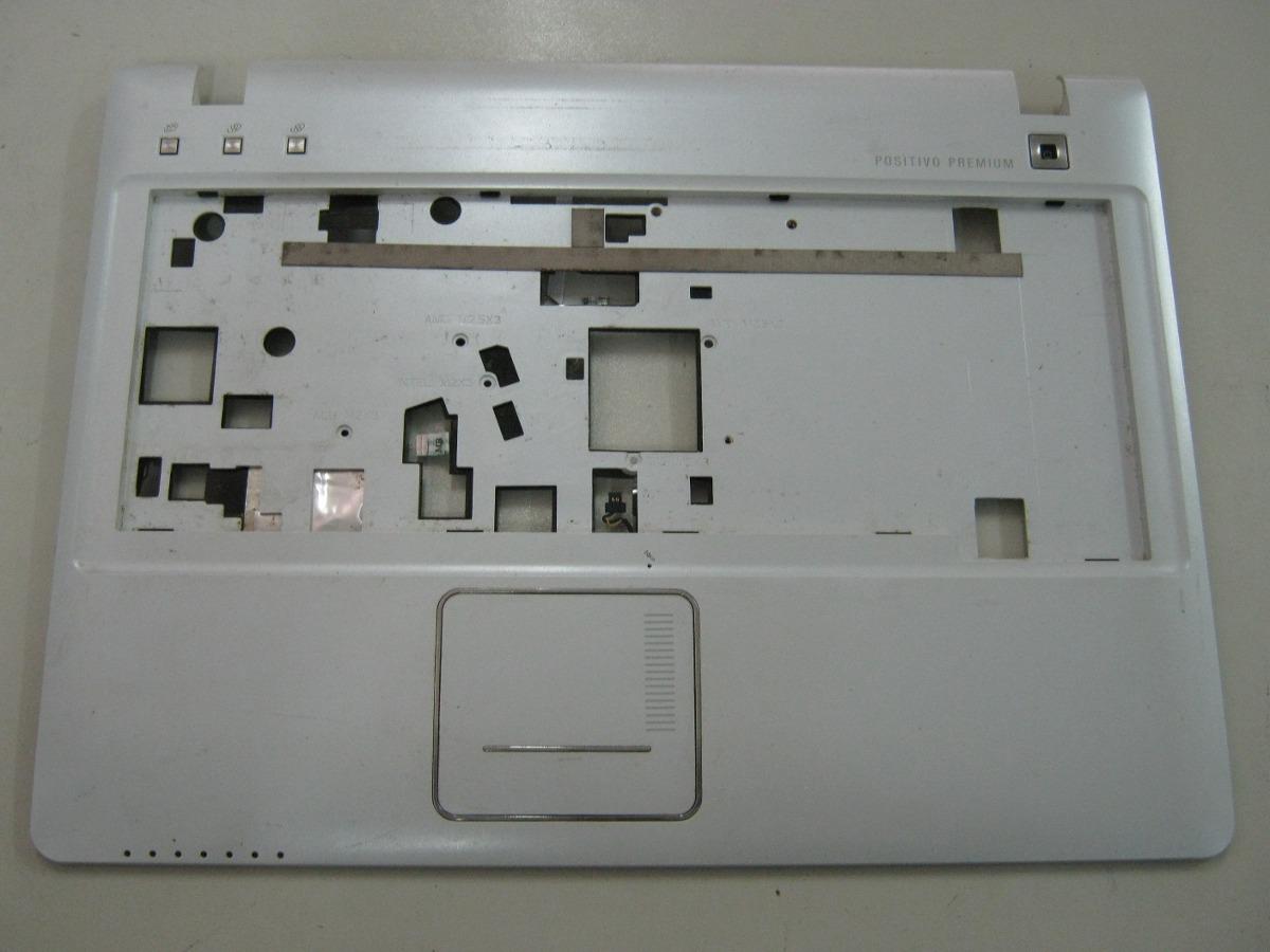 Carcaça Base Superior Touchpad Positivo Premium