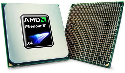 Processador AMD Phenom II x4 965 3.4GHz Quad-Core Black Edition OEM