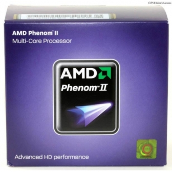Processador AMD Phenom II X6 1055T 2.8GHz Six Core - Box