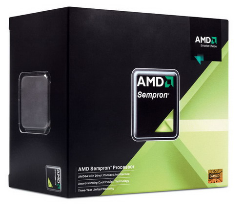 Processador Sempron 145 2.8GHz AM3 AMD