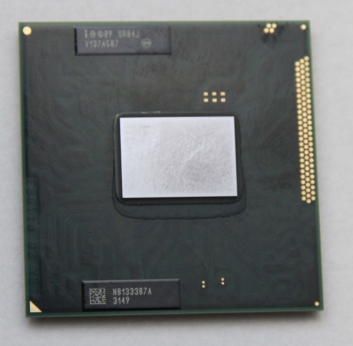 Intel Processador I3 2330m 2.20ghz Sr04j 3mb Cache L3