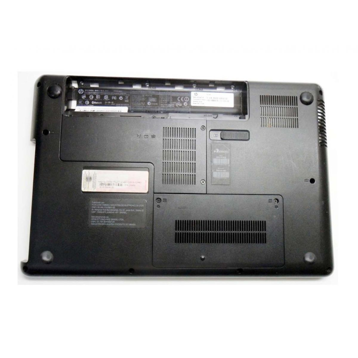 Carcaça Base Inferior Notebook HP G42 HSTMM-Q63C