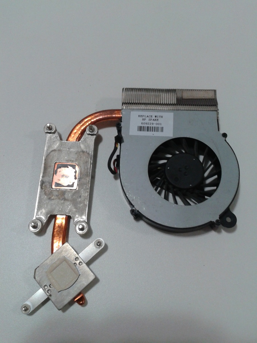 Cooler + Dissipador Originais Notebook HP G4 KSB06105HA