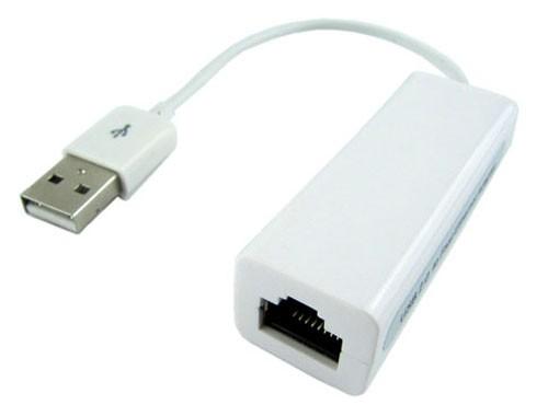Adaptador de Rede USB X RJ45 2.0 10/100M Network M-6957