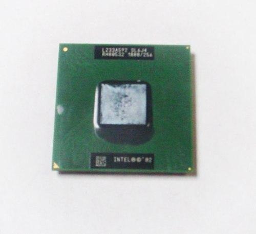 Processador Notebook Intel Celeron 1.80 GHz, 256K Cache, 400 MHz  SL6J4