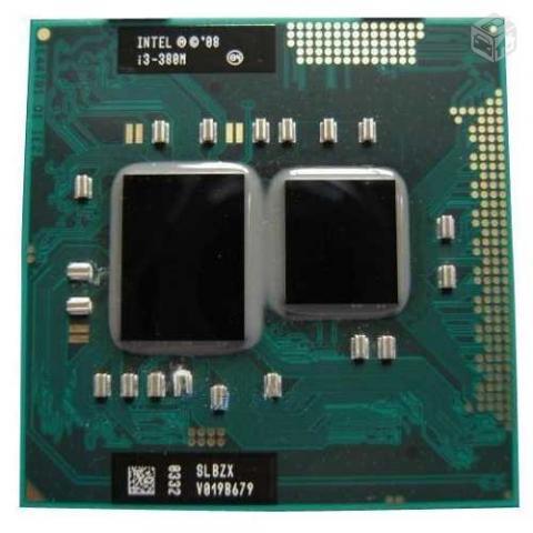 Processador Notebook Itel Core i3-380M SLBZX