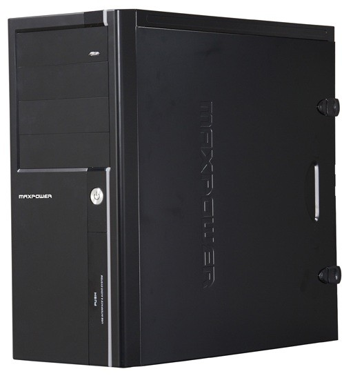 Gabinete Maxpower Metal Gear MP-CHS-882 S/ Fonte