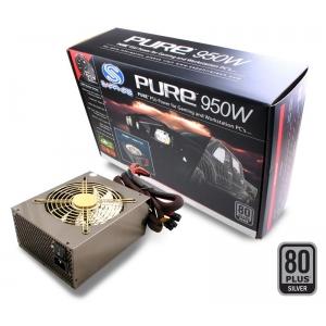 Fonte Sapphire 950W PSU950SR Cabos Modulares PFC Ativo
