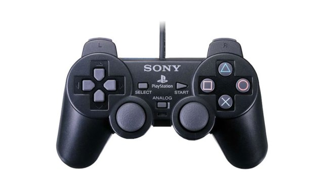 Controle Playstation 2 Sony Dualshock 100% Original Ps2