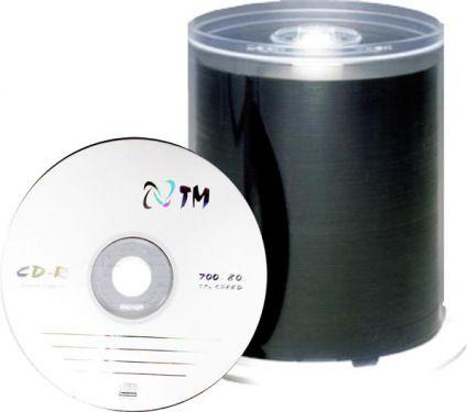 CD-R NTM C/ 100 UNIDADES