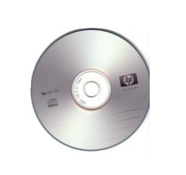 CD-RW HP 700MB UNIDADE