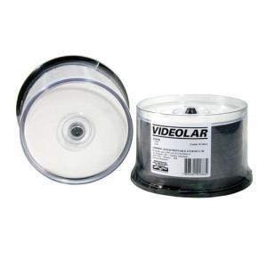 DVD-R VIDEOLAR PRIMEIRA LINHA C/ 50