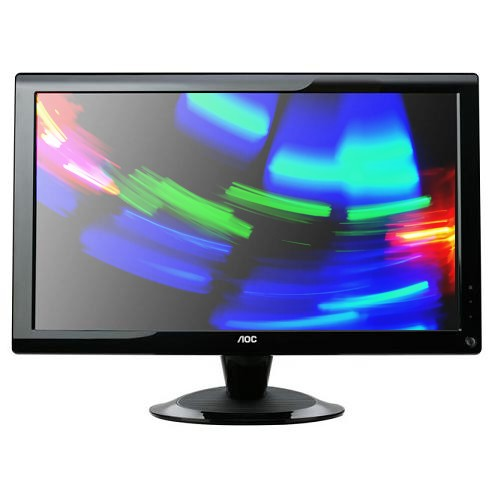 Monitor LCD AOC 20´  2036VWA Multimídia