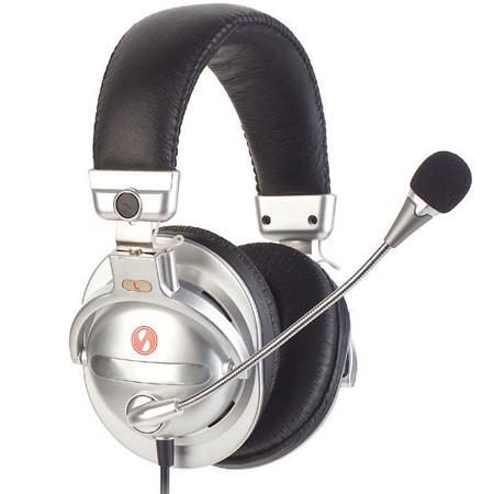 Headphone c/ Mic profissional Leadership 3962