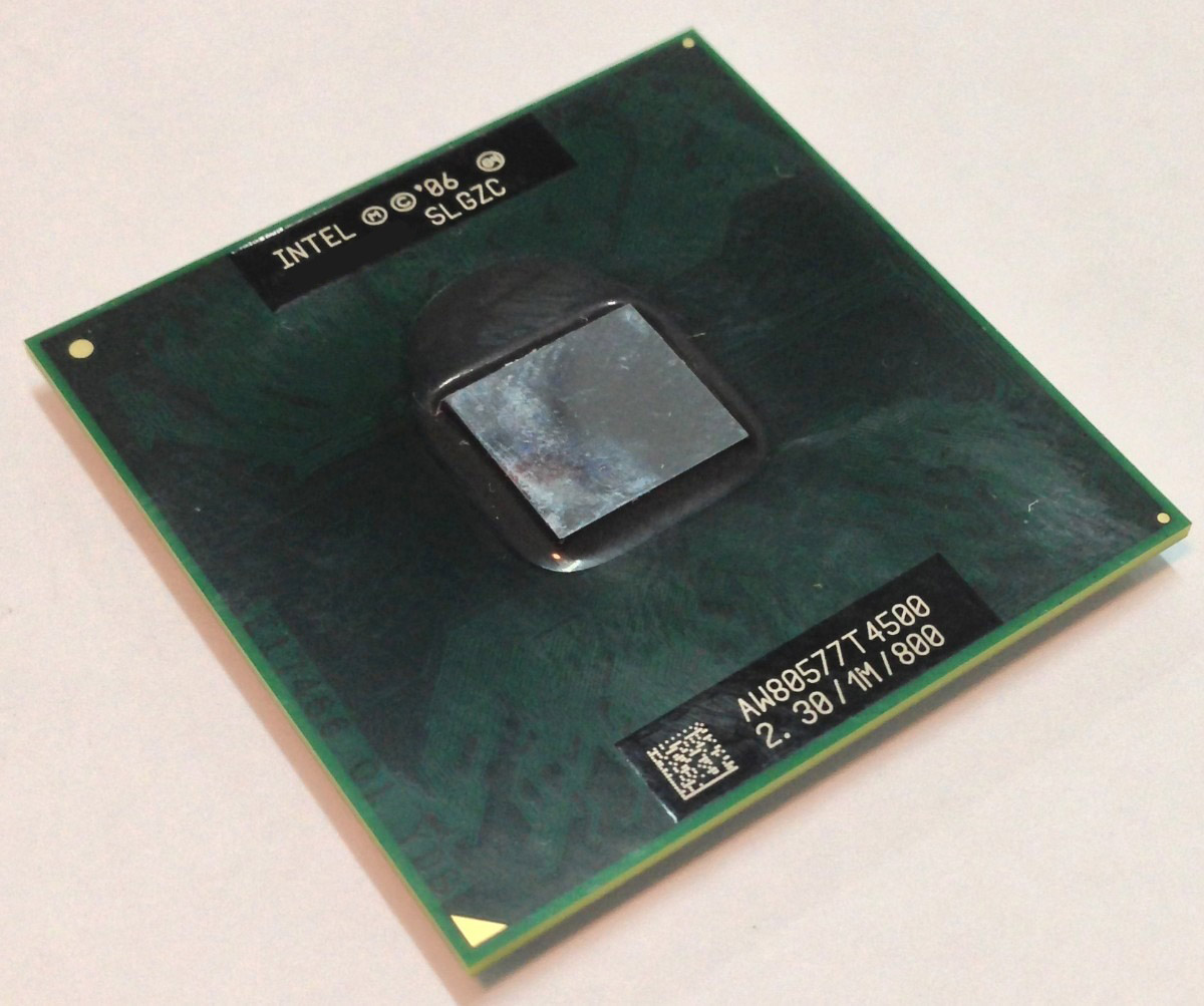 Processador Notebook Intel Pentium T4500 2.3ghz SLGZC