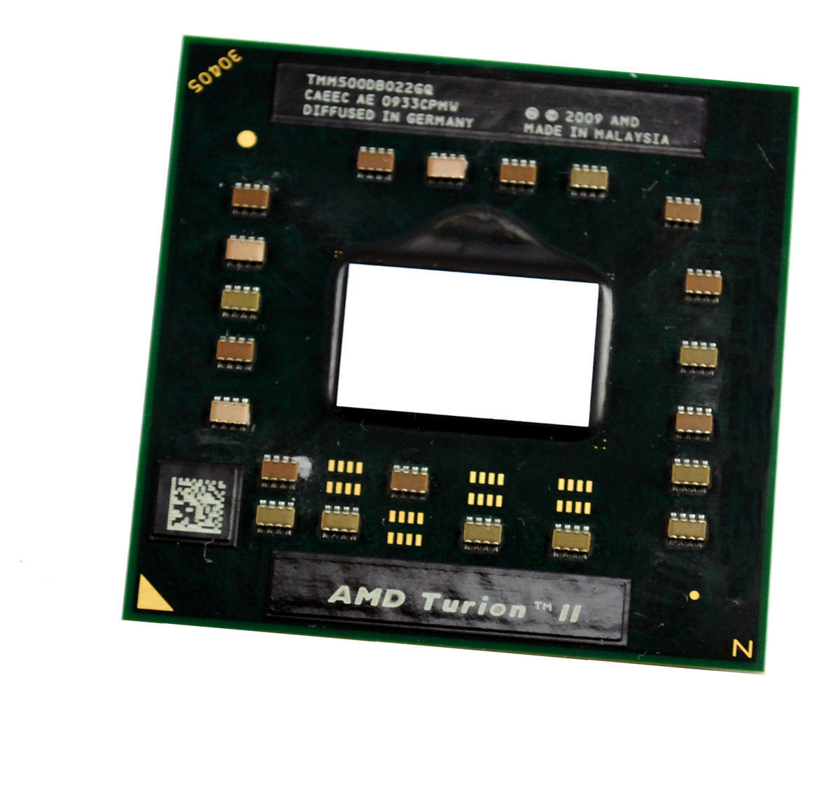 Processador Notebook AMD Turion II 2.2ghz TMM500DB022GQ (semi novo)