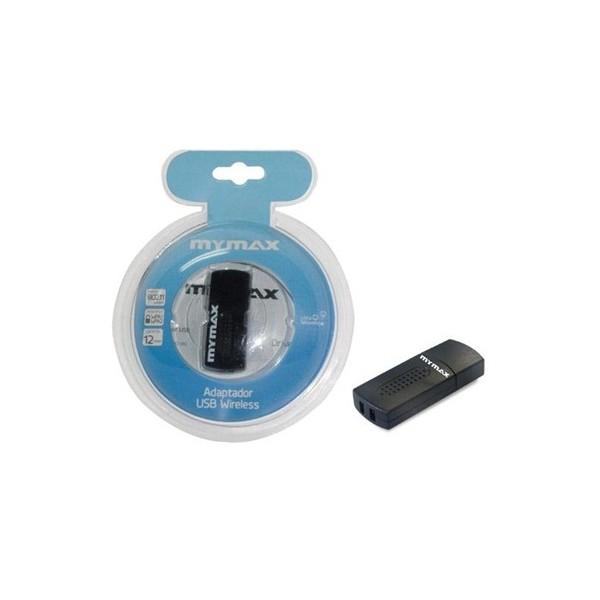 Adaptador USB Wireless Mymax 150mbps