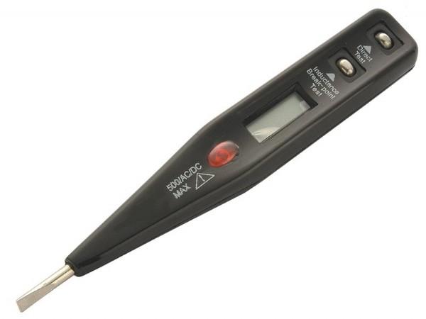 Chave teste digital com visor lcd FCG0209 FTG