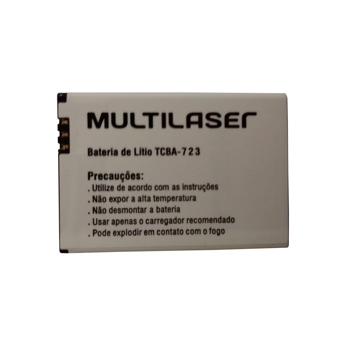 Bateria TCBA-723 para Smartphone Multilaser MS2