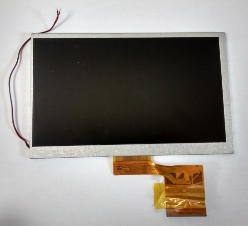 Tela Display Tablet Navcity NT-1711