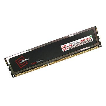 Memória DDR3 2GB 1600MHZ V-Color C/ Dissipador