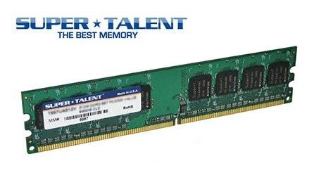 Memória DDR3 4GB 1333MHZ Super Talent