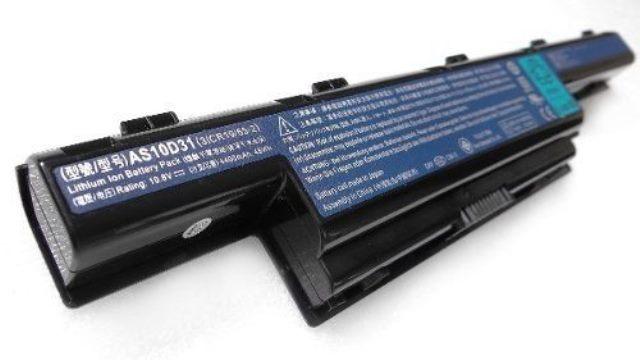 Bateria 10.8V 4400Mah Notebook Acer Aspire E1 531 571 4738G 5551 5251 - AS10D31