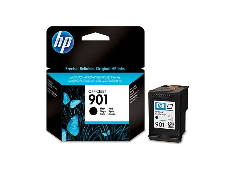 Cartucho HP 901 Preto - CC653AL Original