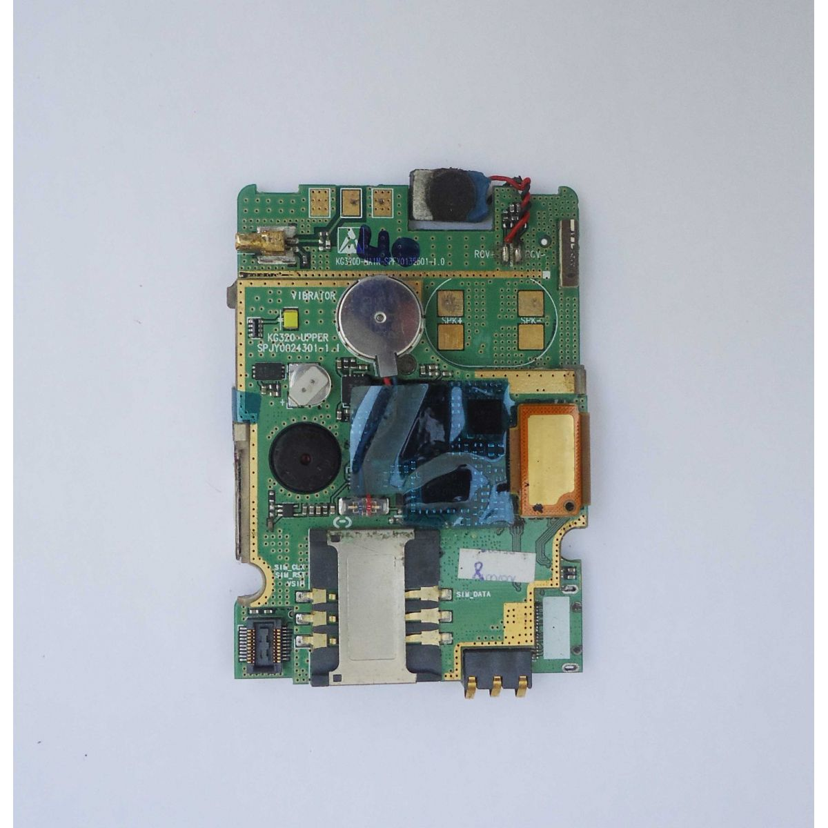 Circuito Completo Celular LG MG320 KG3200